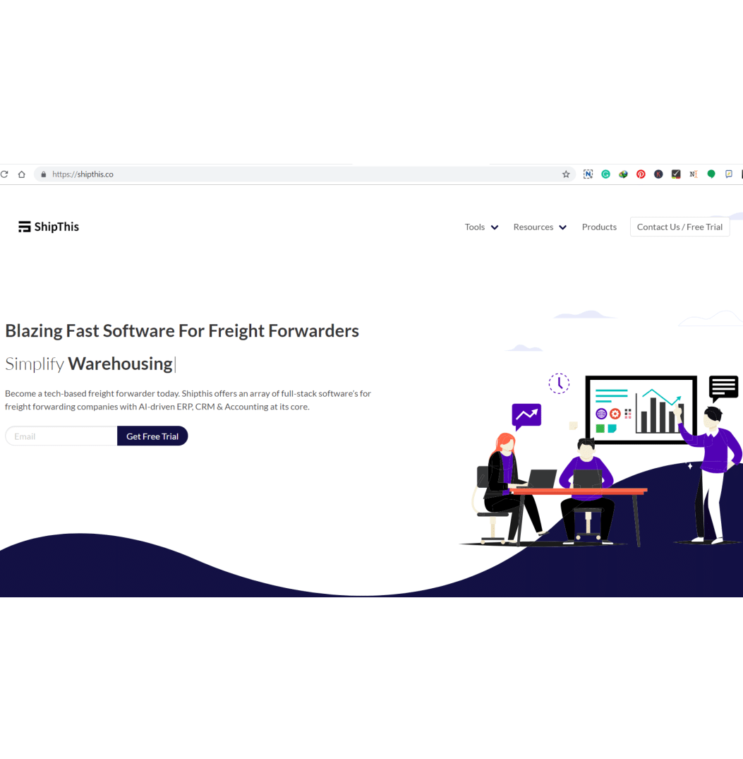 Website Design For Ship This